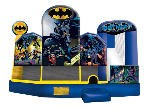 batman - bouncy castle rentals - toronto