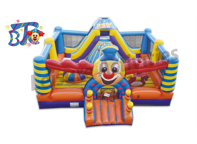 big top circus bounce - bouncy castle rentals - toronto