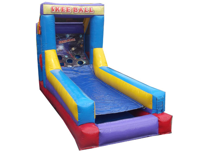 skee ball - bouncy castle rentals - toronto