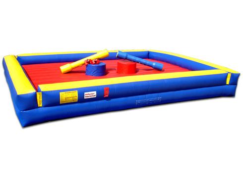 pedastal joust - bouncy castle rentals - toronto