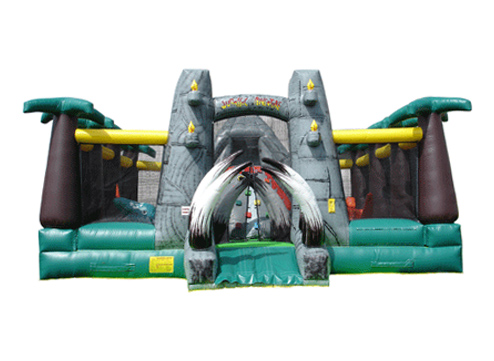 jurassic adventure - bouncy castle rentals - toronto