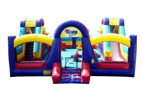 kidz gym - bouncy castle rentals - toronto